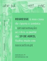 Concerto de Câmara - 24 abr 2021