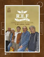 Sai da Garagem com: The R.E.F. and The Kid