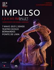 IMPULSO, pelo Quorum Ballet