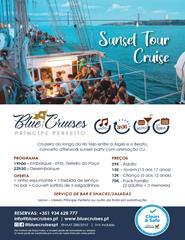 Blue Cruises - SUNSET BOAT EXPERIENCE