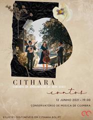 """CITHARA – Concerto de Apresentação do Disco """"Contos"""""""