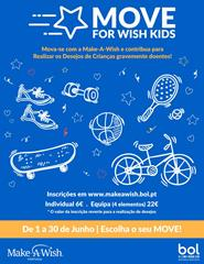 MOVE FOR WISH KIDS