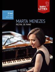 MARTA MENEZES - Recital de Piano