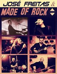 JOSÉ FREITAS & MADE OF ROCK