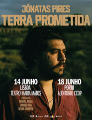 """JÓNATAS PIRES – """"TERRA PROMETIDA"""""""
