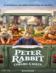 Peter Rabbit: Coelho à Solta # 11h | 13h | 15h | 17h | 20h40