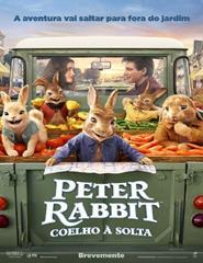 Peter Rabbit: Coelhos à Solta