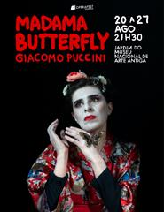 Madama Butterfly Puccini OPERAFEST Lisboa 2021