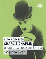 CINE- CONCERTO CHARLIE CHAPLIN