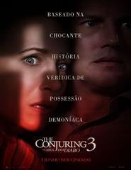 The Conjuring 3 : A Obra Do Diabo