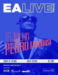 EA LIVE ÉVORA – Pedro Abrunhosa