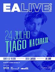 EA LIVE ÉVORA – Tiago Nacarato
