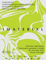 FESTIVAL IMATERIAL - Teatro Garcia de Resende