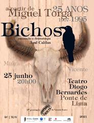 Bichos, de Miguel Torga, pela Companhia Certa
