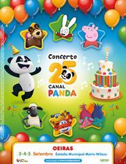 Concerto 25 Anos Canal Panda