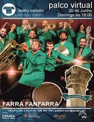 FARRA FANFARRA - Palco Virtual - Largo do Pelourinho