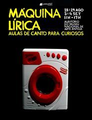 Máquina Lírica - Aulas de Canto para Curiosos OPERAFEST Lisboa 2021