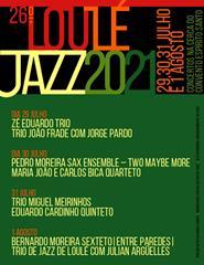 26º Loulé Jazz 2021