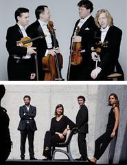 FIMPV - Quarteto Oistrakh e Quarteto Tejo