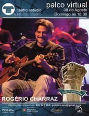 ROGÉRIO CHARRAZ - PALCO VIRTUAL - LARGO DO PELOURINHO