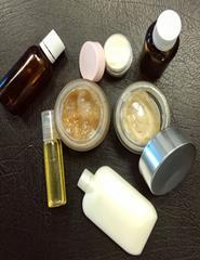 Bio cosmética e as plantas de Ayurveda - WORKSHOP