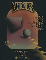 Madmess + Lead Desert Blues