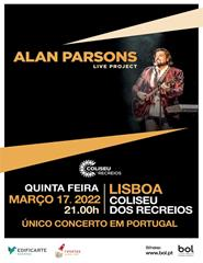 ALAN PARSONS | LIVE PROJECT