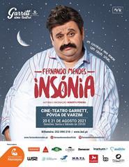 INSÓNIA - Fernando Mendes