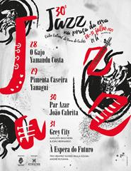 30º Festival Jazz na Praça da Erva