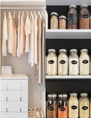 KONMARI da teoria à prática: organizar roupa e cozinha - WORKSHOP