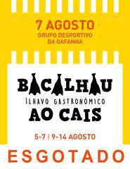 Bacalhau ao Cais - G. Desportivo Gafanha