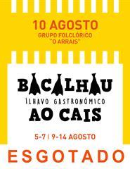 """Bacalhau ao Cais - """"O Arrais"""""""