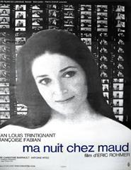 Cinema | A MINHA NOITE EM CASA DE MAUD