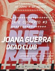 BASQUEIRART  2021 - JOANA GUERRA + DEAD CLUB
