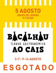 "Bacalhau ao Cais - ""A Tulha"""