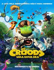 Os Croods: Uma Nova Era # 16h30