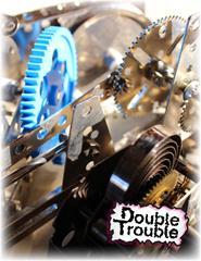 Double Trouble #03 - Matthew Steinke / Sonoscopia - Artificialia