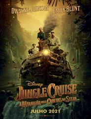 Jungle Cruise - A Maldição nos Confins da Selva #15h00|21h20
