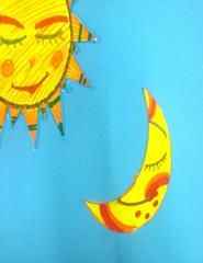 O Sol e a Lua | Tapete Encantado