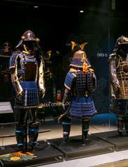 Armadura de Samurai | Em Conversa Com as Peças