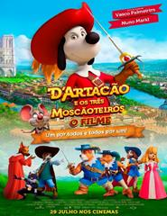 D'Artacão e os 3 Moscãoteiros: O Filme