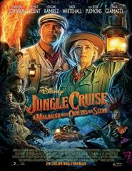 Jungle Cruise: A Maldição nos Confins da Selva