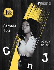CnJ'21 | Samara Joy com Pasquale Grasso Trio
