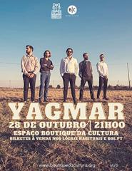 YAGMAR - HOMEM SEVERO