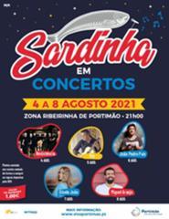 Sardinha em Concertos - João Pedro Pais (Zona Ribeirinha Portimão)