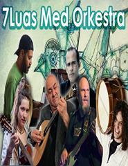 CONCERTO COM 7LUAS MED ORKESTRA - Festival Sete Sóis Sete Luas