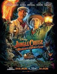 Jungle Cruise - A Maldição nos Confins da Selva # 21h20