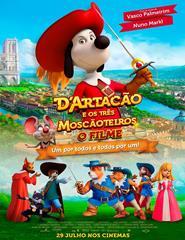 D'Artacão e os Três Moscãoteiros # 15h | 17h20