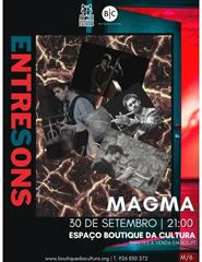ENTRESONS - MAGMA