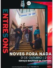 ENTRESONS - NOVES FORA NADA